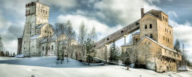Vi har besökt Ställbergsgruvan, en järnmalmsgruva som var i drift från 1867 till 1977.